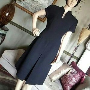 Maggie London Black Dress